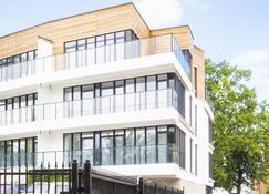 Boulevard Residence by Zdrojowa - Ustronie Morskie - Gebouw