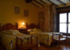 La Cuculla - Ezcaray - Bedroom