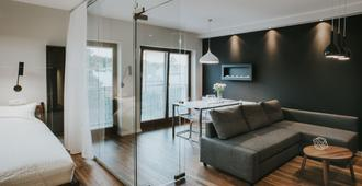 Mia Apartments - Krakow - Living room