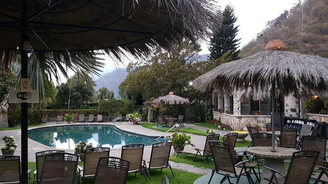 卡西克旅館飯店 - Panajachel - 游泳池