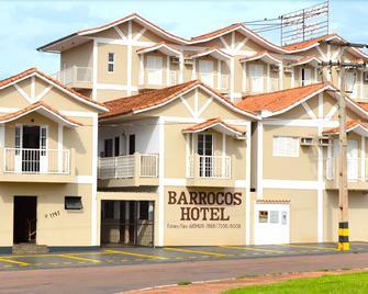 Barrocos Hotel - Рондонополіс - Building