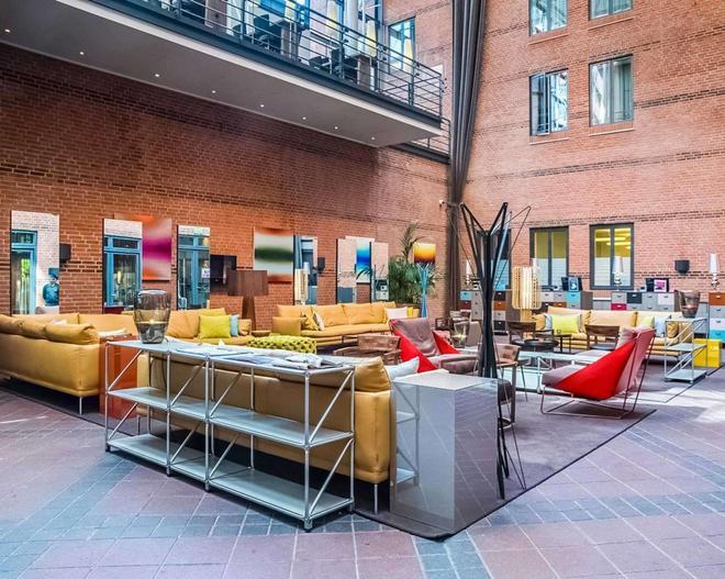 Comfort Hotel Vesterbro - Copenhagen - Lobby