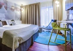 Comfort Hotel Vesterbro - Copenhagen - Bedroom