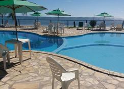Catavento Praia Hotel - Морро-де-Сан-Паулу - Бассейн