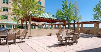 Residence Inn Pittsburgh University/ Medical Center - Pittsburgh - Pátio