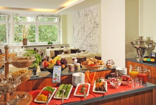 Best Western Hotel Bremen City - Bremen - Buffet