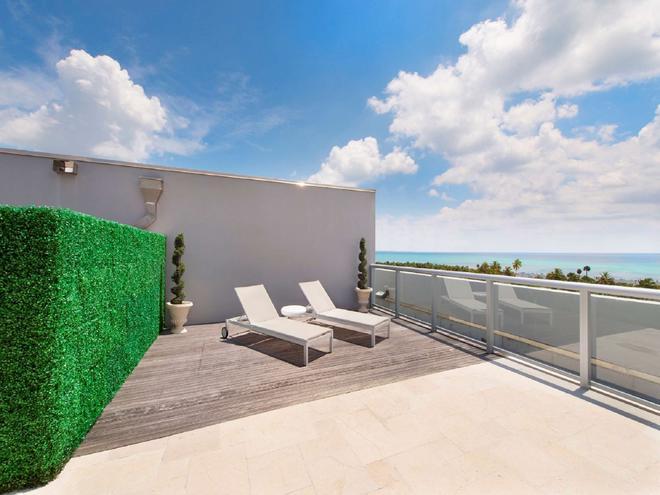 博蘭南灘酒店 - 邁阿密海灘 - 邁阿密海灘 - 陽台