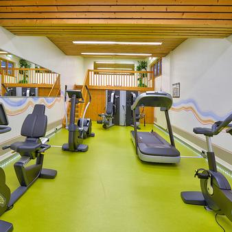 Yachthotel Chiemsee - Prien am Chiemsee - Gym
