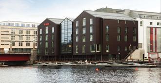 Scandic Bakklandet - Trondheim - Toà nhà