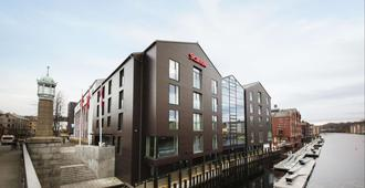 Scandic Bakklandet - Trondheim - Building