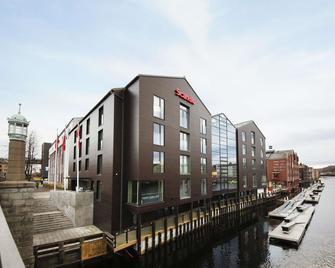 Scandic Bakklandet - Тронгейм - Building