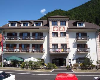 Gasthof Pontiller - Oberdrauburg - Building