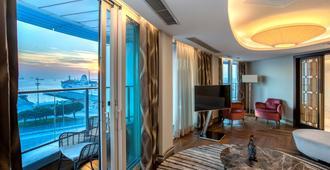 Radisson Blu Hotel Istanbul Ottomare - איסטנבול - חדר שינה
