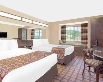 Microtel Inn & Suites by Wyndham Mansfield - Mansfield - Slaapkamer