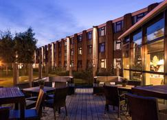 Mercure Hotel Amsterdam West - Amsterdam - Patio