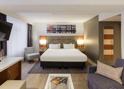 メルキュール ホテル アムステルダム ウエスト - アムステルダム - 寝室