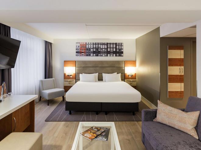 Mercure Hotel Amsterdam West - Amsterdam - Slaapkamer