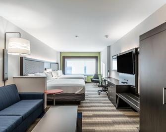 Holiday Inn Express & Suites Jersey City North - Hoboken - Jersey City - Bedroom