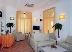 Limoneto Di Ercole - Maiori - Sala de estar