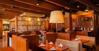 霍爾曼大酒店 - 夏洛特敦 - 夏洛特頓 - 餐廳