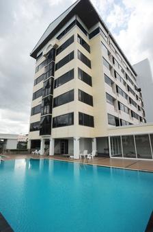 Aunchaleena Grand Hotel - Μπανγκόκ - Κτίριο