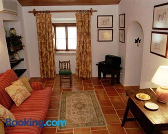 Monte Dos Pensamentos - Turismo Rural - Estremoz - Sala de estar