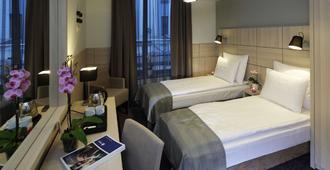 Wellton Centrum Hotel & Spa - ריגה - חדר שינה