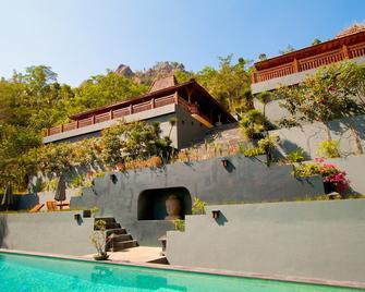 Villa Borobudur Resort - Borobudur - Gebäude