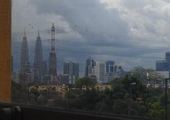 Ampang Business Hotel - Kuala Lumpur - Vista del exterior