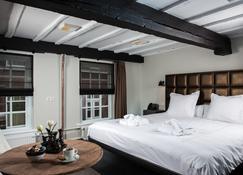 Hotel 't Keershuys - Den Bosch - Slaapkamer
