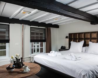 Hotel 't Keershuys - 's-Hertogenbosch - Bedroom