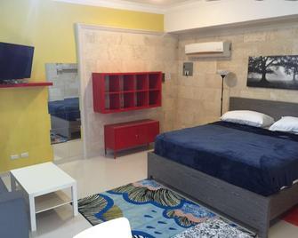 Apartahotel Guaraguao - San Pedro de Macorís - Bedroom