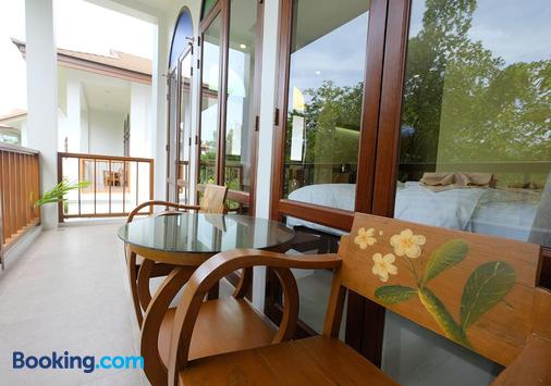 Baan Imm Sook Resort - Chanthaburi - Μπαλκόνι