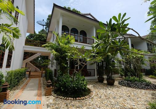 Baan Imm Sook Resort - Chanthaburi - Κτίριο