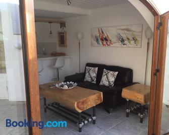 Pissouri Beach Front Apartments - Pissouri - Living room