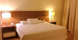 Umbu Hotel Porto Alegre - Porto Alegre - Slaapkamer