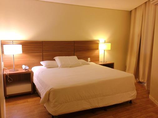 Umbu Hotel Porto Alegre - Porto Alegre - Bedroom