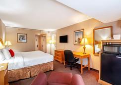 Red Lion Hotel Rosslyn Iwo Jima - Arlington - Bedroom