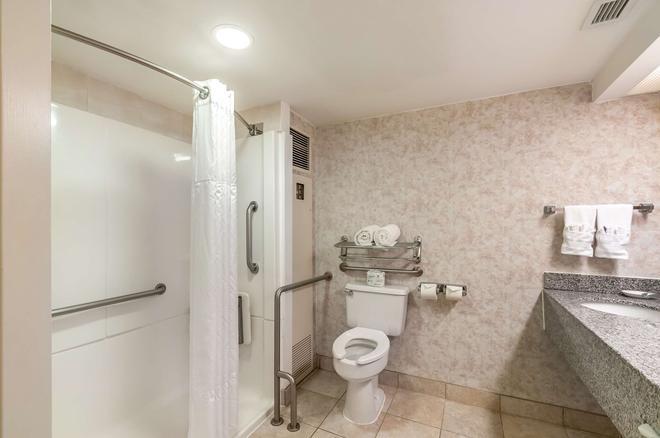 Red Lion Hotel Rosslyn Iwo Jima - Arlington - Bathroom