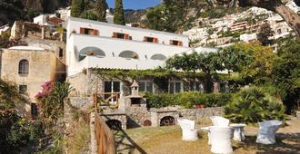 Hotel Dimora Fornillo - Positano - Patio