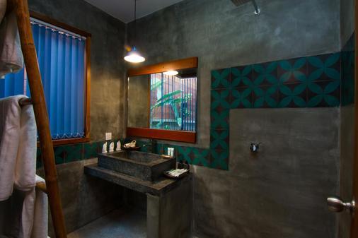 Diamond D'Angkor Boutique - Siem Reap - Bathroom