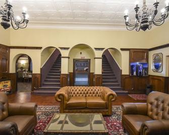 Park Hotel Bethlehem - Bethlehem - Лаунж