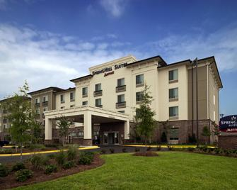 SpringHill Suites by Marriott Lafayette South at River Ranch - Лафайєтт - Building