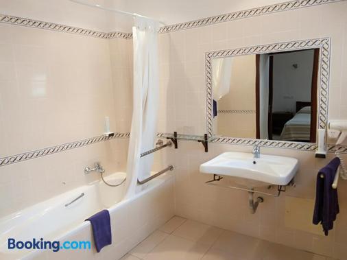 巴拉亞馬爾酒店 - 阿爾布費拉 - 阿爾布費拉 - 浴室