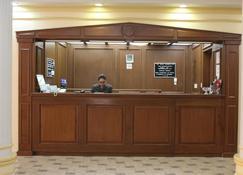 Hotel Marsella - Tampico - Front desk