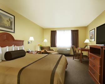 Best Western Plus Graham Inn - Graham - Bedroom
