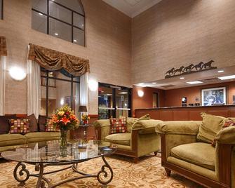 Best Western Plus Graham Inn - Graham - Lounge