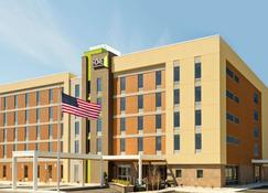 Home2 Suites by Hilton Baltimore/Aberdeen, MD - Aberdeen - Bâtiment