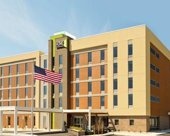 Home2 Suites by Hilton Baltimore/Aberdeen, MD - Абердин - Building