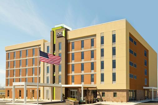 Home2 Suites by Hilton Baltimore/Aberdeen, MD - Aberdeen - Building